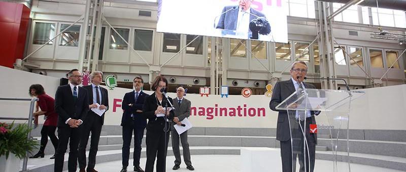 A AGE, un ano máis, na Feira Internacional de Boloña