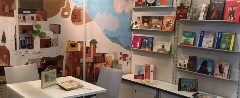 A Asociación Galega de Editoras presente na Feira Internacional do Libro de Frankfurt