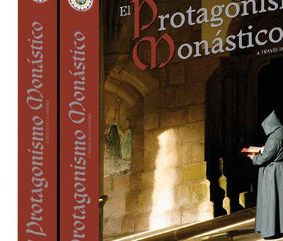 """Hércules de Ediciones presenta o libro """"El protagonismo monástico"""" na Coruña"""