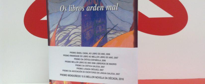 Edicións Xerais de Galicia na Feira do Libro da Coruña