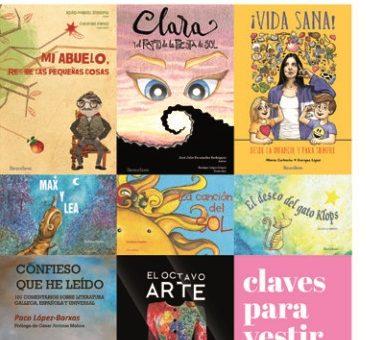 Axenda de Hércules de Ediciones na Feira do Libro da Coruña