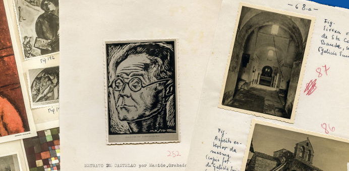 """Edicións Laiovento presenta """"O arte e a sua historia"""", de Antía Cal e Antón Beiras"""
