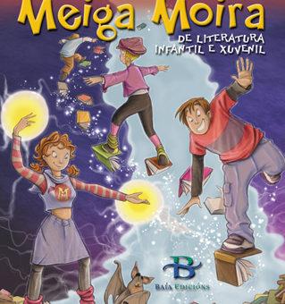 Baía Edicións convoca a 8ª edición dos premios Meiga Moira de Literatura Infantil e Xuvenil