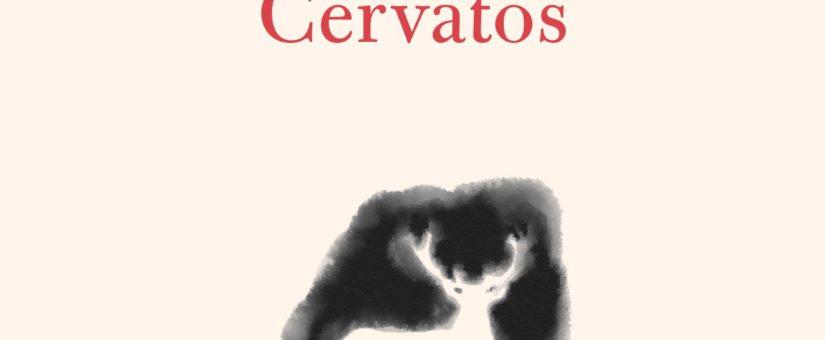Kalandraka Editora convídanos á presentación de Cervatos, de Lucía Novas, hoxe ás 20:30h. en Bueu