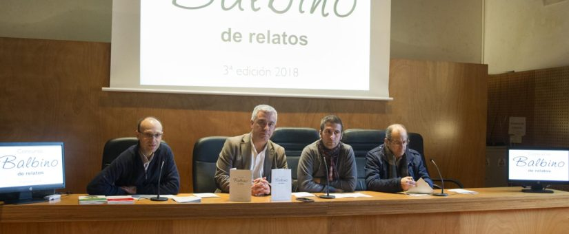 Edicións Fervenza convoca o 3º Concurso Balbino de relatos