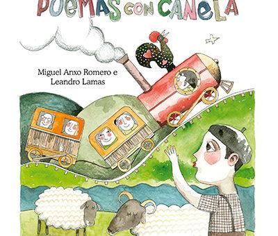 """Edicións Embora presenta o libro-disco """"Poemas con canela"""", na Coruña"""