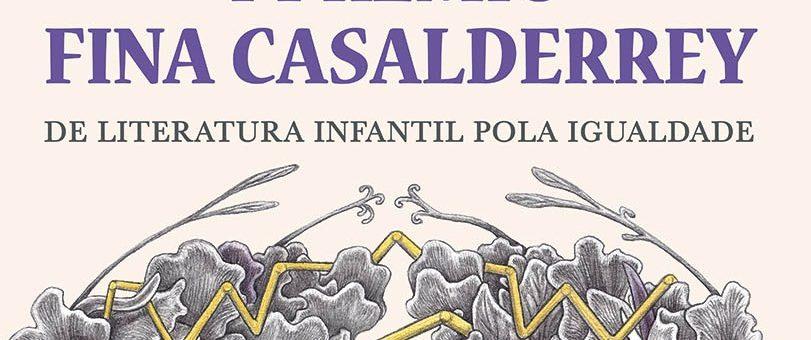 Baía Edicións convoca o I Premio Fina Casalderrey de Literatura Infantil pola Igualdade