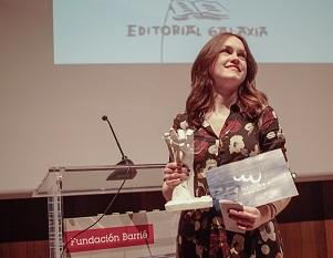 Antía Yáñez gaña o Premio Illa Nova de Narrativa 2018