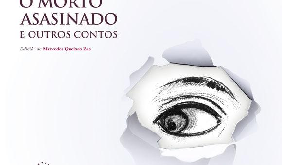 A editorial Galaxia presenta O morto asasinado e outros contos de María do Carme Kruckenberg