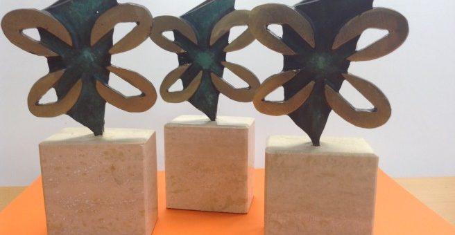 Os premios Xerais 2018 para Emma Pedreira, Carlos Negro e Héctor Cajaraville