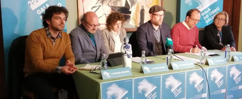 Acto de presentación da IV Gala do Libro Galego 2019