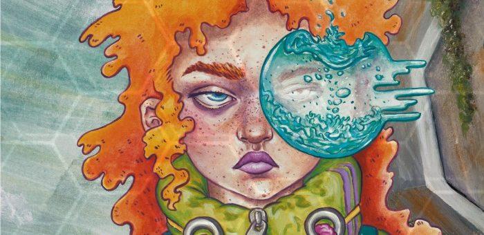 """Cuarto de Inverno presenta """"Be water"""", de Antía Yáñez"""