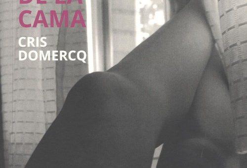 """Tulipa Editora presenta """"El lado frío de la cama"""", de Cris Domercq, en Madrid"""